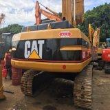 Excavatrice hydraulique utilisée de tracteur à chenilles de chenille 30 excavatrice du chat utilisée par tonne 330bl