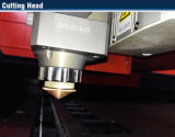 Хорошая установка лазерной резки с оптоволоконным кабелем углеродистая сталь нержавеющая сталь