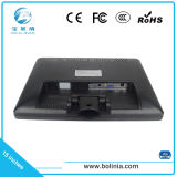 Abono de 15 polegadas, Monitor de computador de CCTV com VGA/entrada BNC