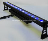 Exterior IP65 14*30W RGB COB 3 en 1 LED bañador de pared