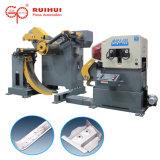 직선기 기계는 구리 물자 (MAC4-400)를 위해 사용될 수 있다