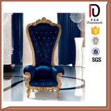 普及した最高背部高貴な結婚のMandapの椅子のブロムLC029