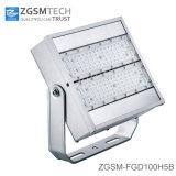 2016 최고 밝은 150lm/W LED를 가진 새로운 100W 옥외 플러드 빛 LED