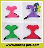 애완 동물 제품 다른 색깔 메시 방어적인 개 하네스