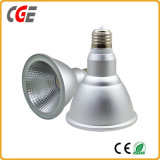 PAR20/PAR30/PAR38 Resistente al agua IP65 Spotlight luces PAR LED Bombillas LED
