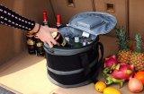 فرقعت فوق [بورتبل] يعزل قابل للانهيار مبرّد حقيبة