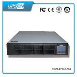 LCD het Online 1000va 2000va 3000va Rek van de Vertoning Monteerbaar UPS met 220VAC 50Hz