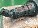 Reductor de velocidad de engranajes planetarios recto, moto reductor, cajas de cambios junto con ABB Motor hidráulico