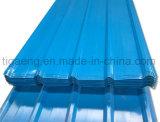 Strato d'acciaio del tetto di profilo ondulato della casella di alta qualità