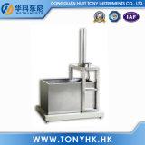 Aatcc35, dispositif normal d'essai d'épreuve de pluie du textile ISO22958