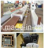 Производственная линия штрангя-прессовани профиля PVC WPC деревянная пластичная