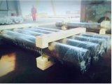 기계로 가공된 완료 샤프트 1045년 위조에게 냉각하고 부드럽게 하기