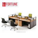 모듈 사무용 가구 4 사람 사무실 워크 스테이션 분할 (FOH-SS40-2812)