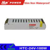 24V-100W alimentazione elettrica sottile di tensione costante LED con Ce RoHS