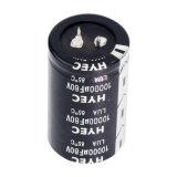 Más Populares de la calidad del circuito de fricción Supercapacitor condensadores electrolíticos de aluminio