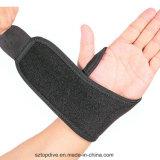 손상된 열 치료 내오프렌 온난한 근육 손목 지지대를 안정시키십시오