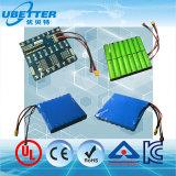 batteria ricaricabile della rotella del E-Motorino uno dei 18650 Li-ioni 60V
