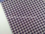 綿の糸の染められた小切手ファブリックLz7591