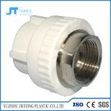 Ajustage de précision de pipe en plastique de PPR pour l'offre d'eau chaude et froide