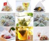 Macchina imballatrice di nylon della bustina di tè del triangolo di disegno attraente
