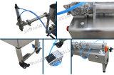 Halfautomatisch Deeg en Vloeibare het Vullen Machine voor de Saus van de Spaanse peper (G1WGD2000)