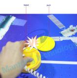 、電気機械屋内、屋内運動場装置スポーツの空気ホッケーのアーケードのビリヤード台の空気ホッケー