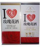 Berufsdrucken 30ml Flaschen-Kennsätze mit niedrigem Preis