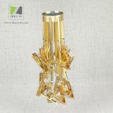 熱い販売の折るアルミ合金はラックか乾燥のハンガーを強打する