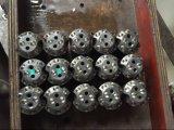 50mm 7 boutons ont effilé de grands outils à pastilles inclinés par carbure