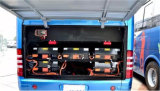 Pack batterie de la haute performance LiFePO4 avec BMS pour le bus électrique