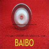 La pureza del 99,7% de los ojales de cerámica de piezas textiles de cerámica