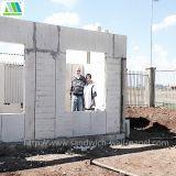 El panel de pared compuesto del cemento del emparedado de la partición del edificio