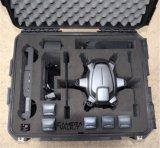 Cusotm wasserdichtes Quadcopter Drohne-schützender Fall mit EVA-Schaumgummi-Einlage