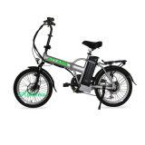 山のEbike 500Wの電気バイクか電気自転車を折る後部ハブモーター