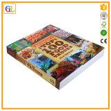 Servizio di stampa del libro di cucina del coperchio molle (OEM-GL030)