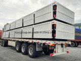 Da venda do Sidewall da placa de maioria da carga reboque quente Semi