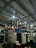 Máquina de pulir de la estación del doble de la válvula del CNC