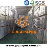 Conglomerado a dos caras del papel de la parte posterior del gris del AAA 400GSM del grado en hoja