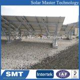Sistema del montaggio del mucchio/supporti di attacco solari per installazione al suolo