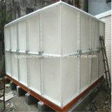 Le PRF GRP SMC de l'eau réservoir d'eau en fibre de verre du réservoir de stockage