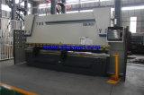 Компенсация Hydraulique Presse Plieuse угла