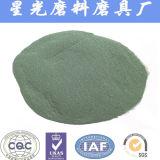 Fábrica de carburo de silicio verde Mayorista de polvos abrasivos