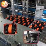 Haute vitesse de carton ondulé d'aspiration automatique Machine de plastification