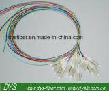 tresse de fibre de 12cores LC/PC Om4