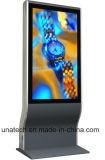 DigitalSignage, der Anzeigen-Androide Media Spieler-Kommerziellen großen LCD-Touch Screen bekanntmacht