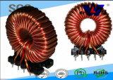 Inducteur toroïdal à forte intensité de bobine de volet d'air de faisceau de ferrite
