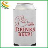 Le néoprène Siamesed imprimé personnalisé peut détenteur de la bière trapues