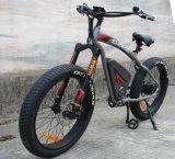 Измельчитель велосипеды с электроприводом педали управления подачей топлива