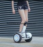 Motorino elettrico di Xiaomi con il regolatore del piedino
