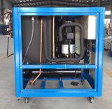 R22 R407c R134A 물에 의하여 냉각되는 일폭 냉각장치 또는 산업 물 식히는 기계